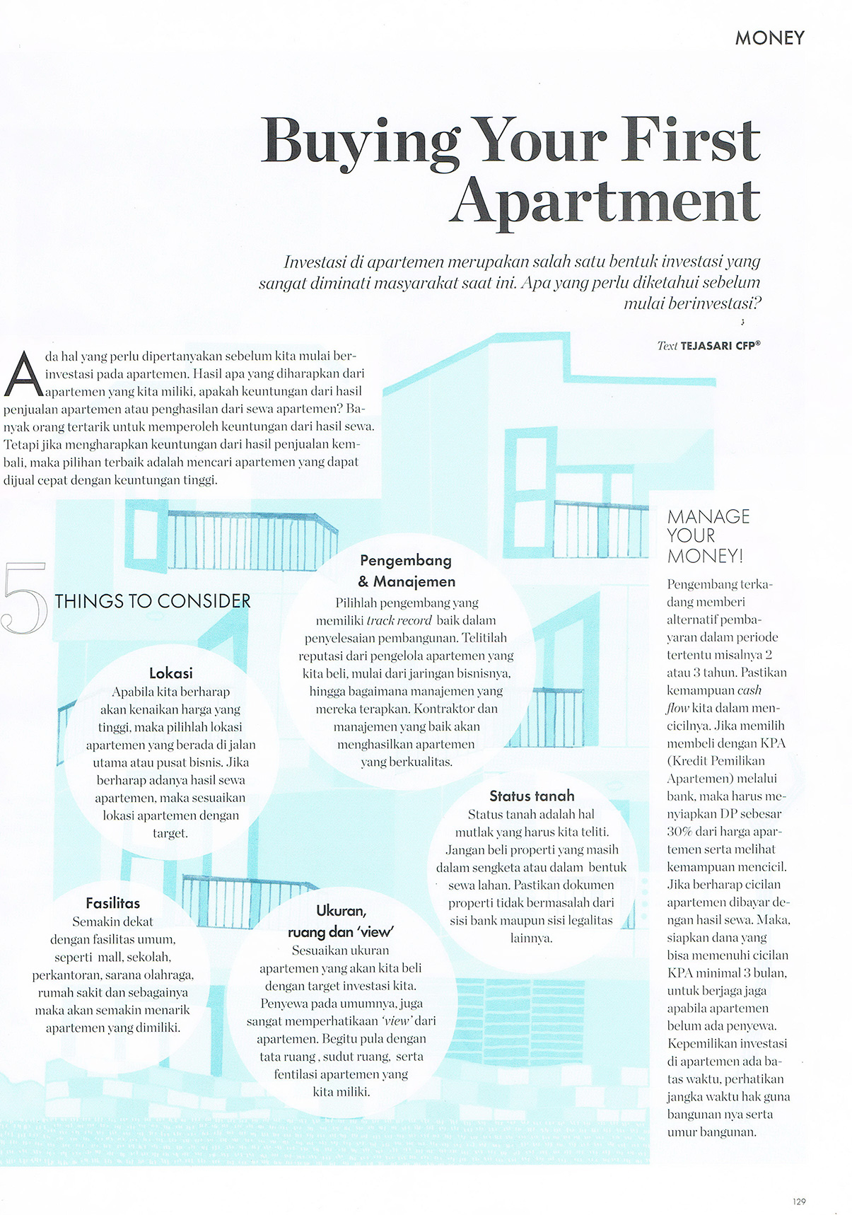 Buying Your First Apartment